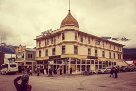 美国阿拉斯加小城史凯威,原来是这样