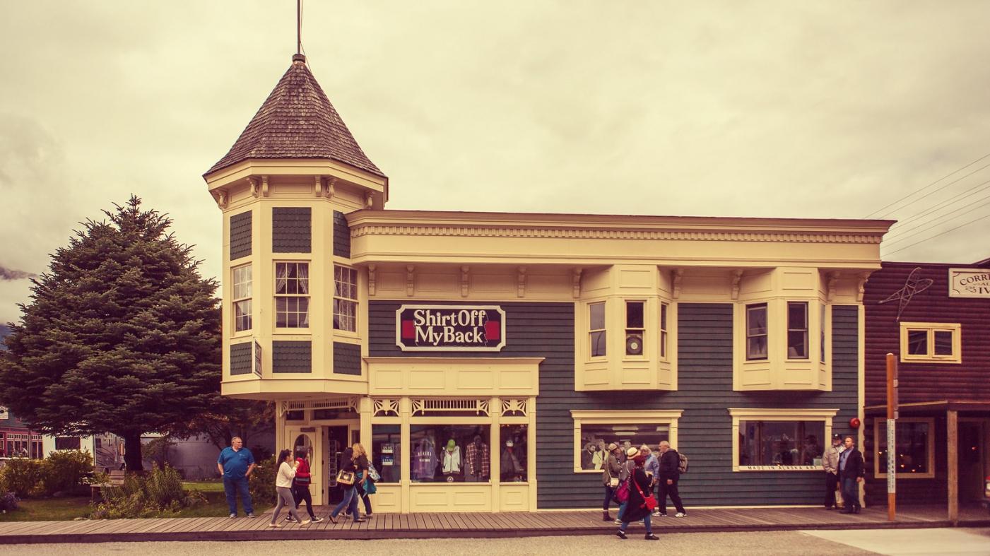 美国阿拉斯加小城史凯威,原来是这样_图1-3