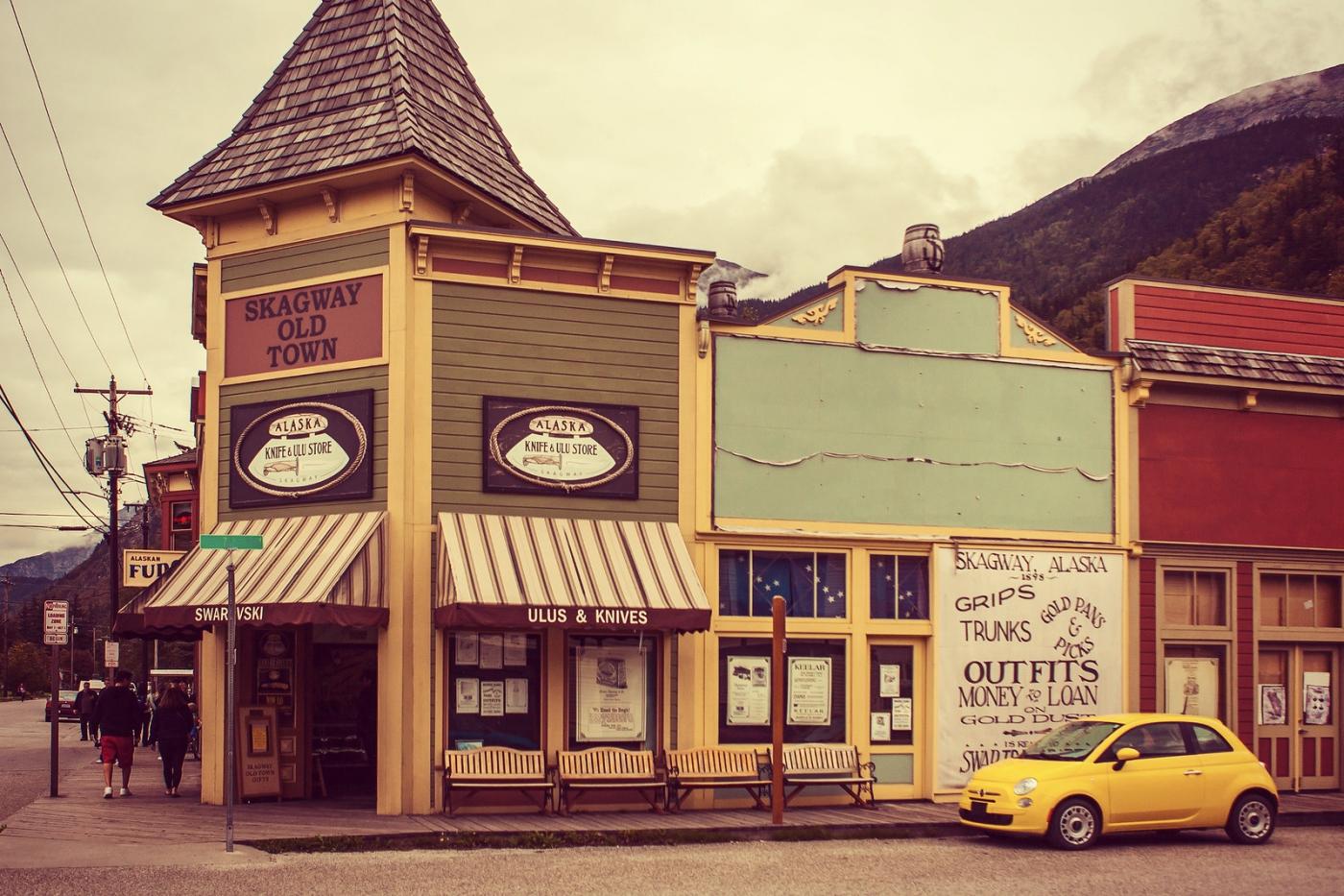 美国阿拉斯加小城史凯威,原来是这样_图1-9