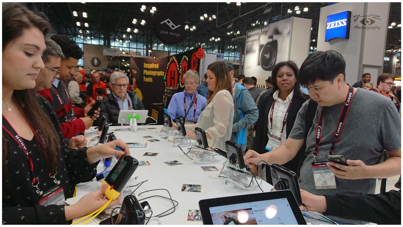 【相机人生】纽约2017国际摄影器材大展(497)_图1-57