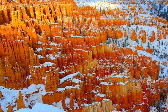 冬季的布懒斯峡谷_图1-1