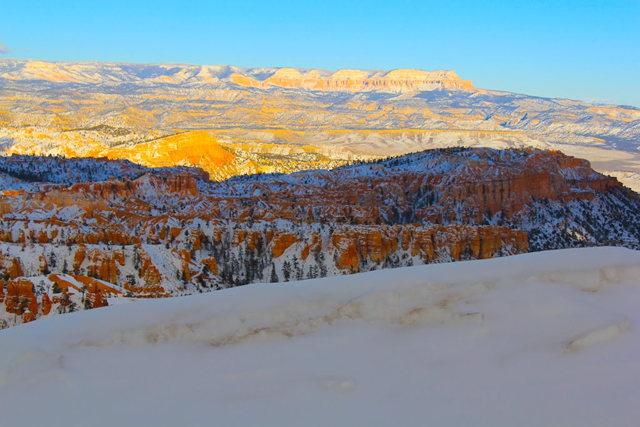 冬季的布懒斯峡谷_图1-8