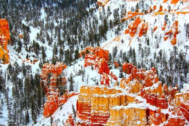 冬季的布懒斯峡谷_图1-10
