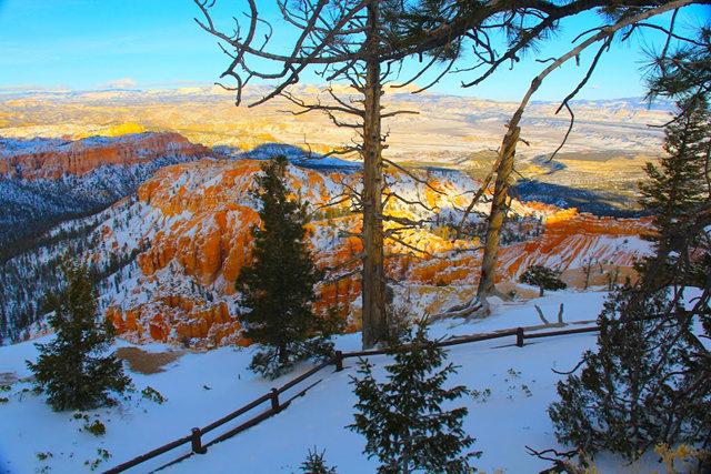 冬季的布懒斯峡谷_图1-25