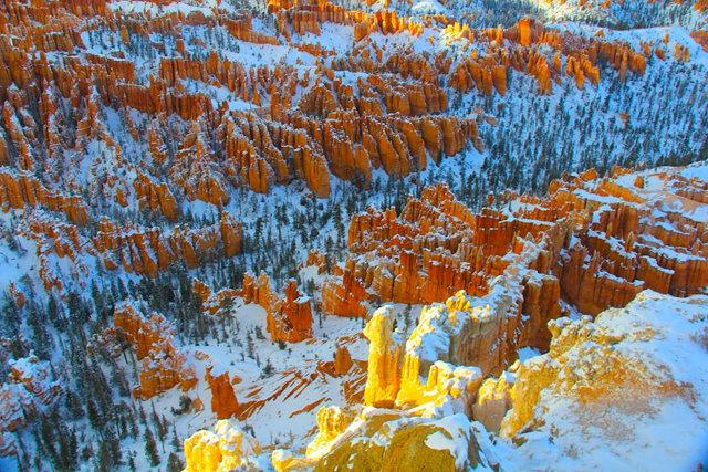 冬季的布懒斯峡谷_图1-28