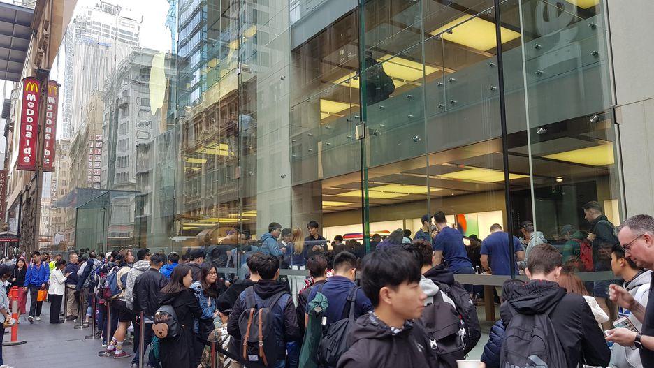新款苹果手机在香港热炒到每个五万_图1-1