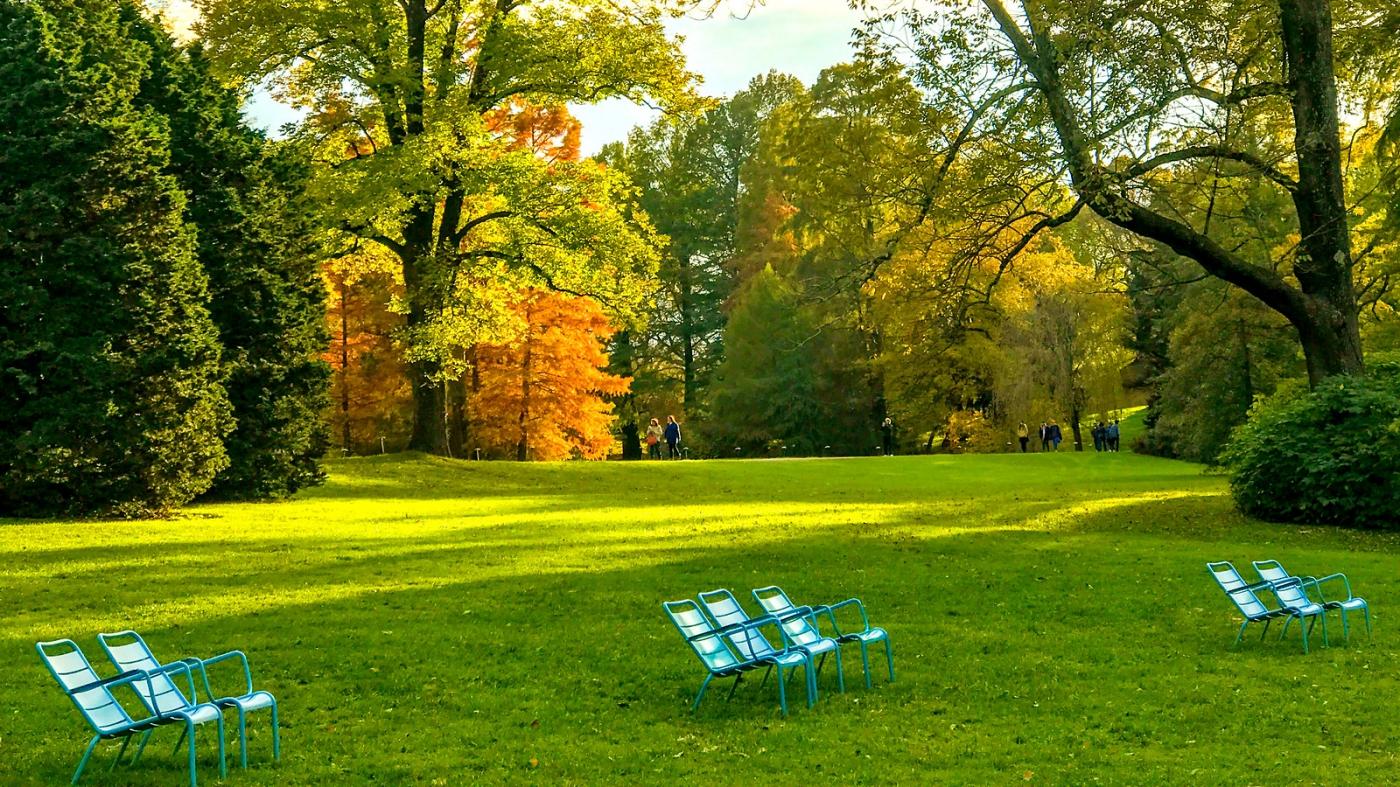 享受阳光,享受自然_图1-8