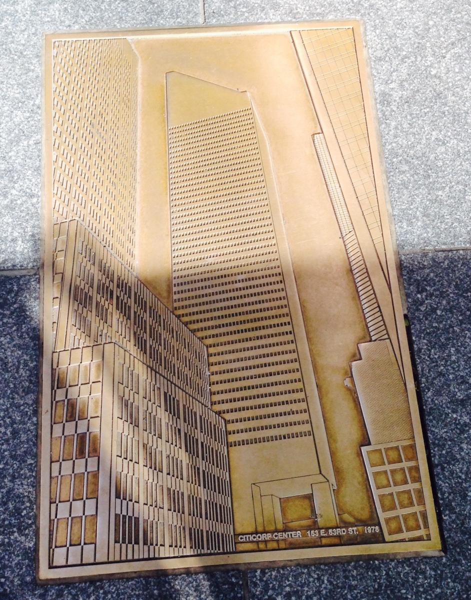 地面上的纽约知名建筑_图1-1