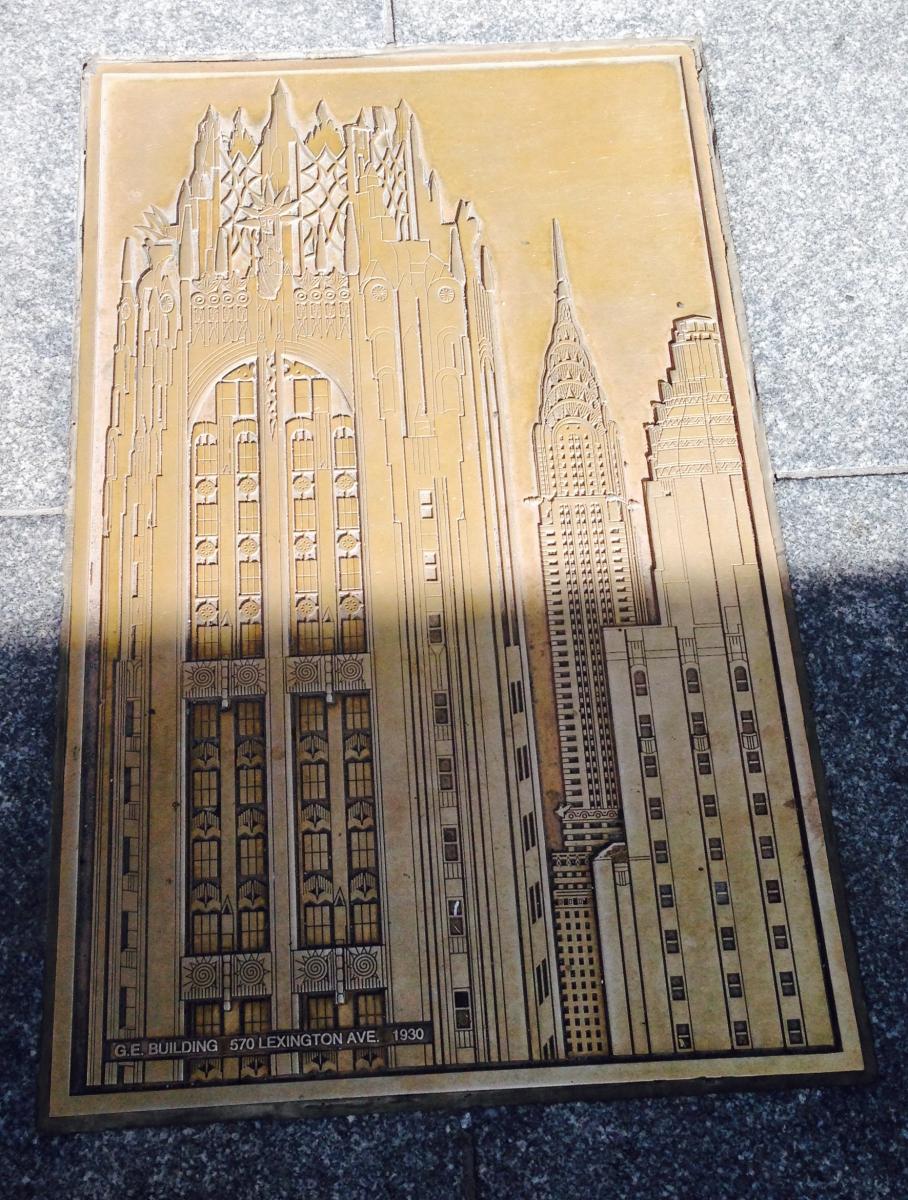地面上的纽约知名建筑_图1-2