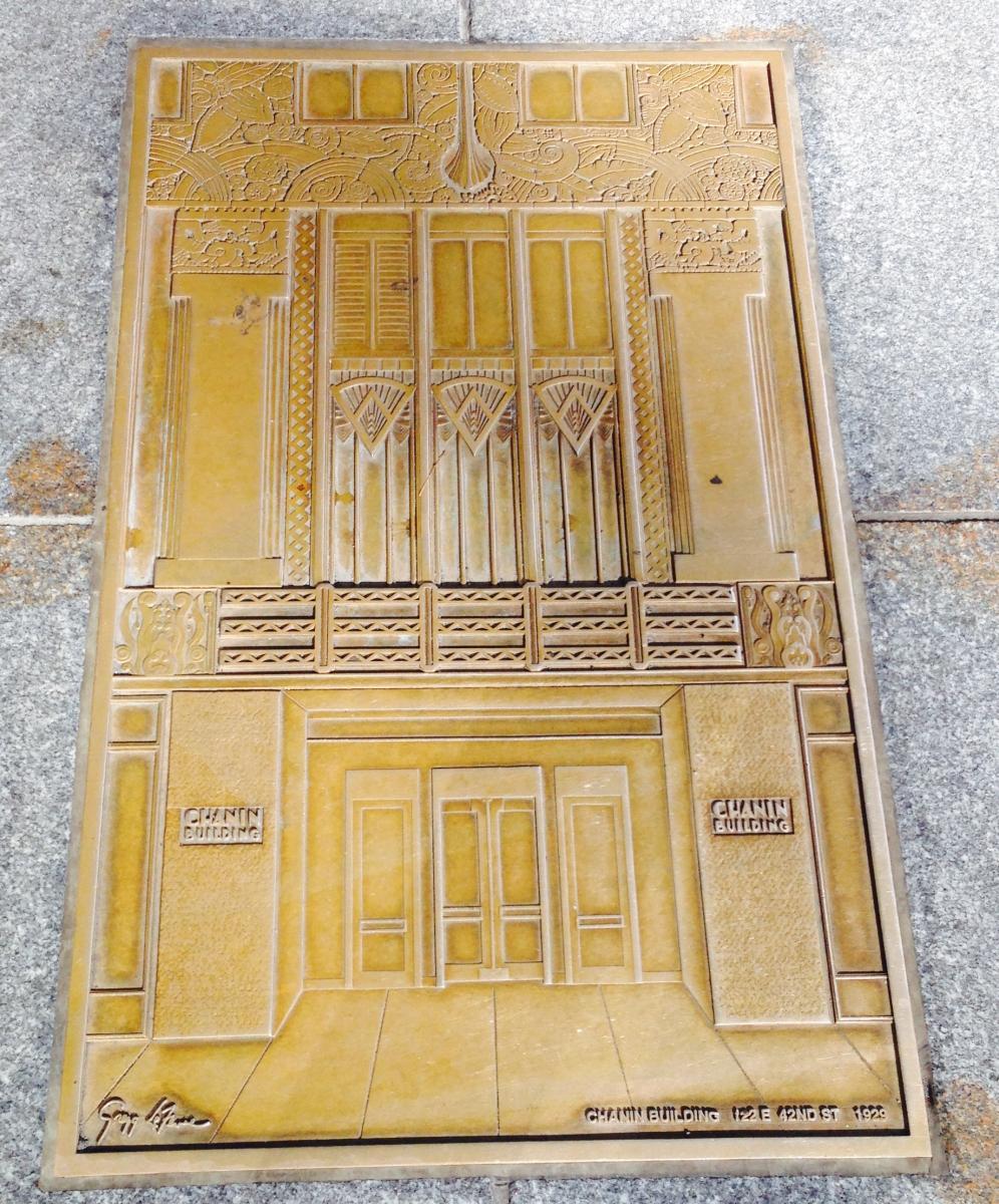 地面上的纽约知名建筑_图1-4