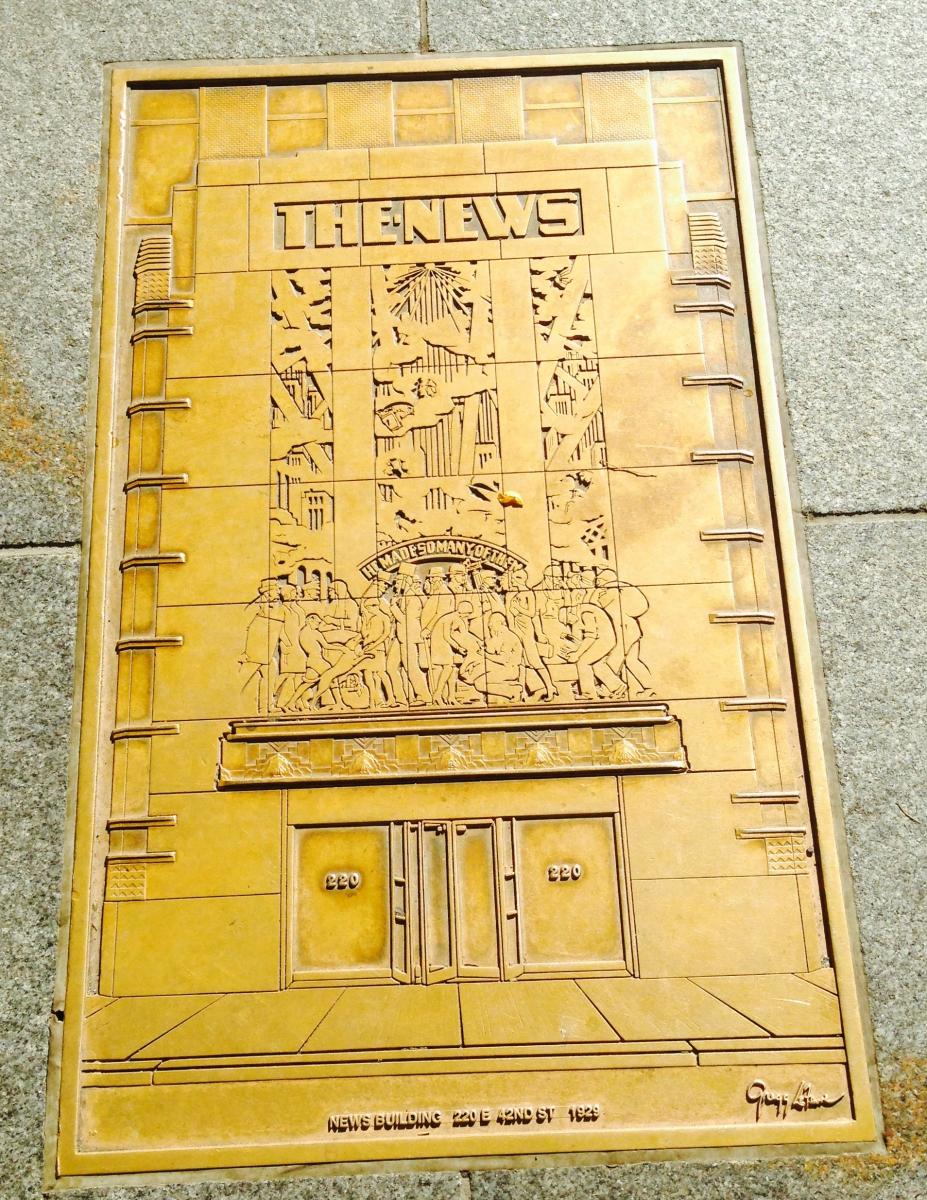 地面上的纽约知名建筑_图1-6