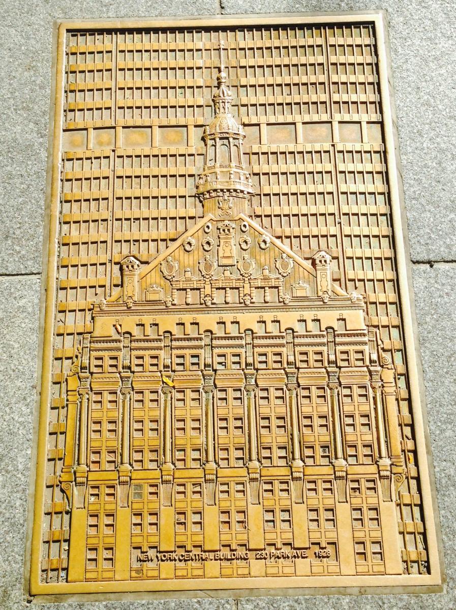 地面上的纽约知名建筑_图1-8