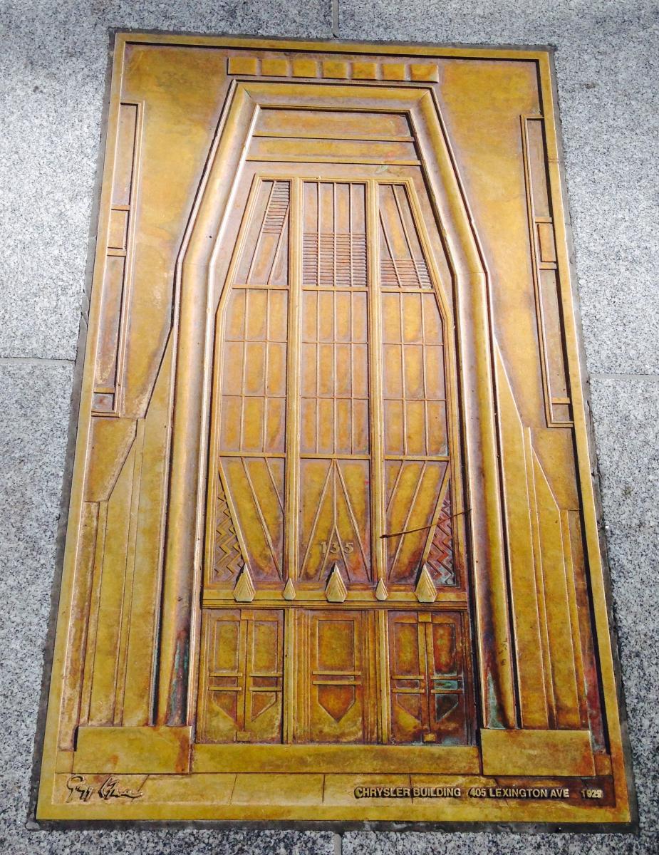 地面上的纽约知名建筑_图1-10