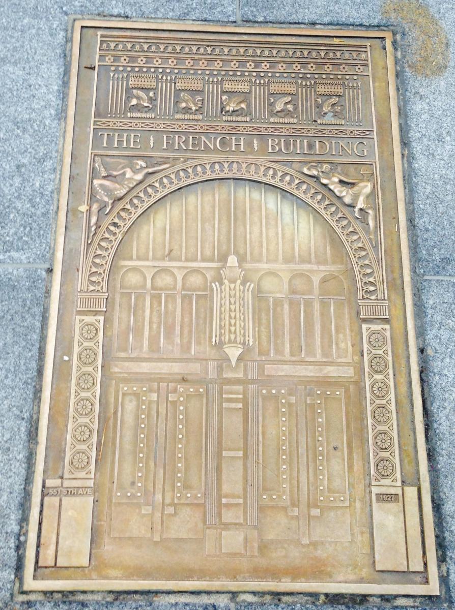 地面上的纽约知名建筑_图1-13