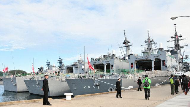 海上自卫队海军节_图1-5
