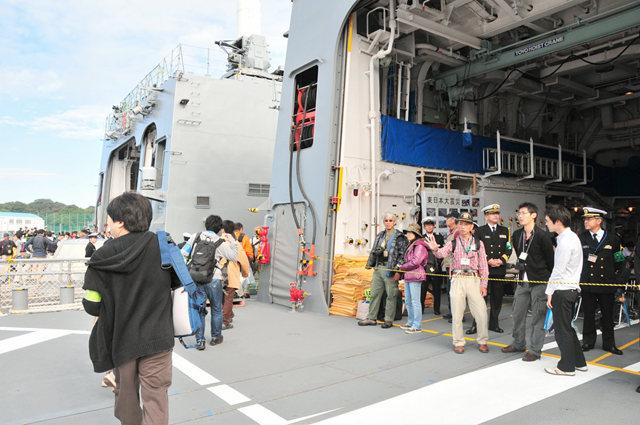 海上自卫队海军节_图1-6