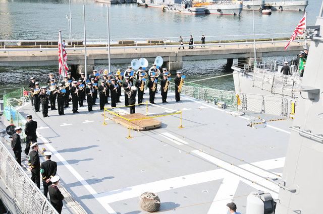 海上自卫队海军节_图1-9