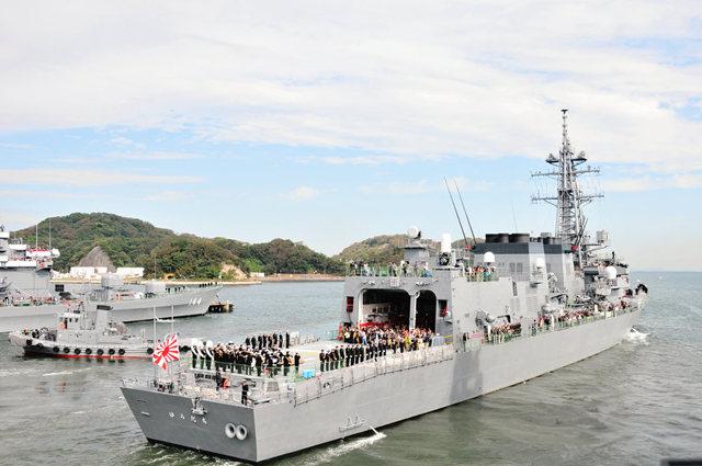 海上自卫队海军节_图1-10