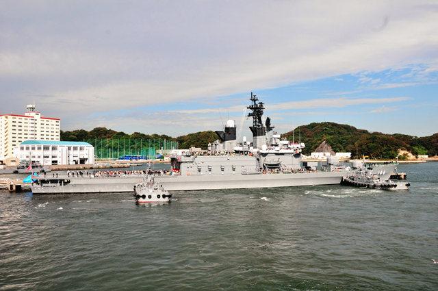 海上自卫队海军节_图1-11