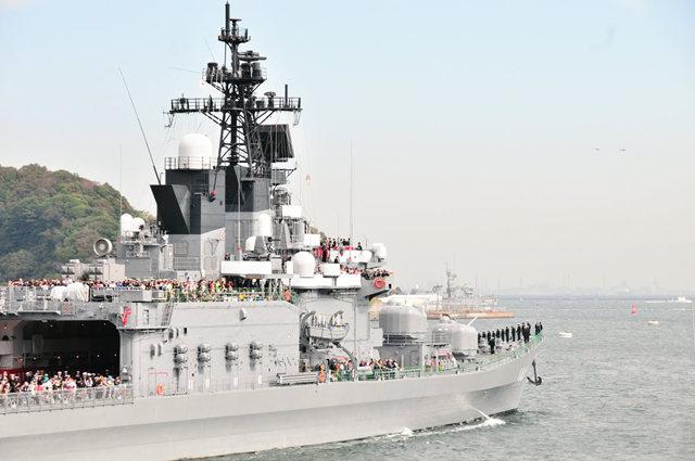 海上自卫队海军节_图1-12