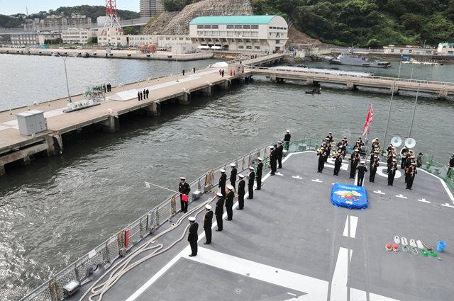 海上自卫队海军节_图1-13