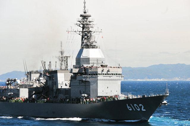海上自卫队海军节_图1-20