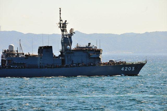 海上自卫队海军节_图1-21