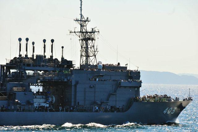 海上自卫队海军节_图1-22