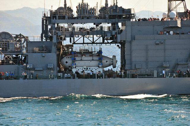 海上自卫队海军节_图1-23