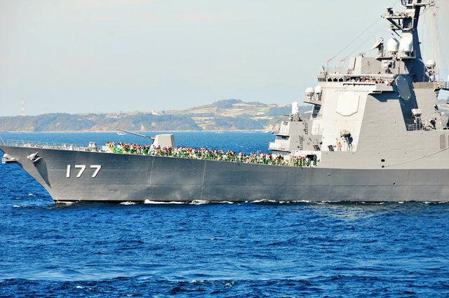 海上自卫队海军节_图1-24