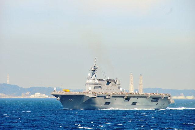 海上自卫队海军节_图1-25