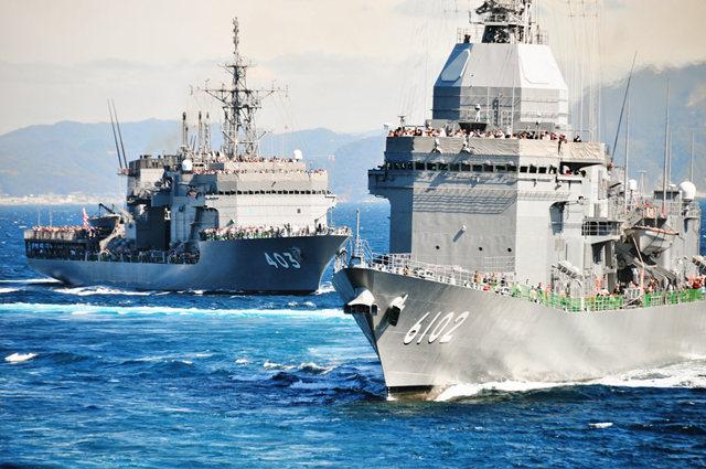 海上自卫队海军节_图1-26
