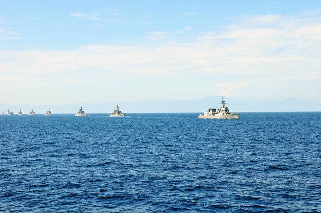 海上自卫队海军节_图1-28