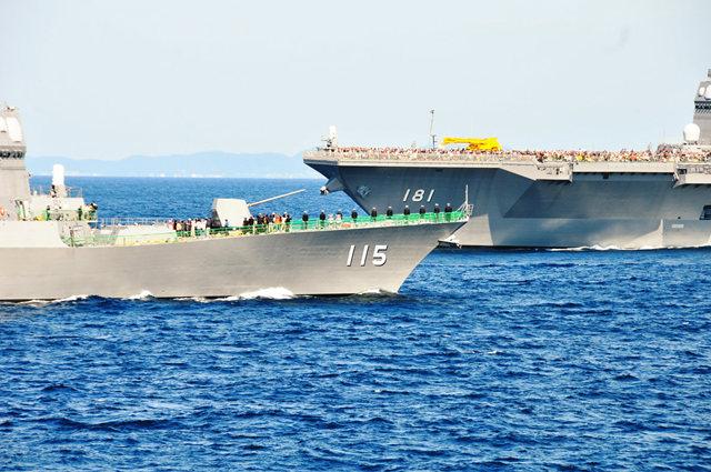 海上自卫队海军节_图1-29