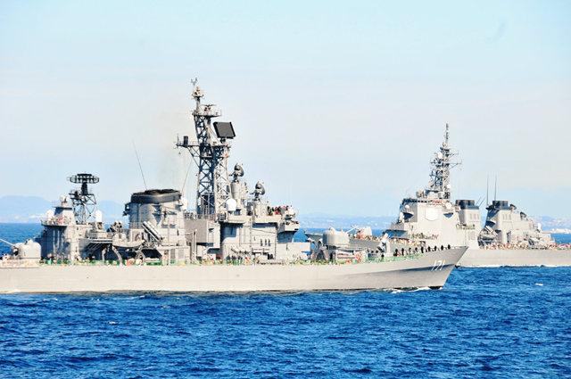 海上自卫队海军节_图1-30