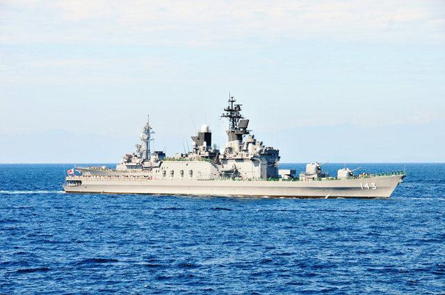 海上自卫队海军节_图1-31