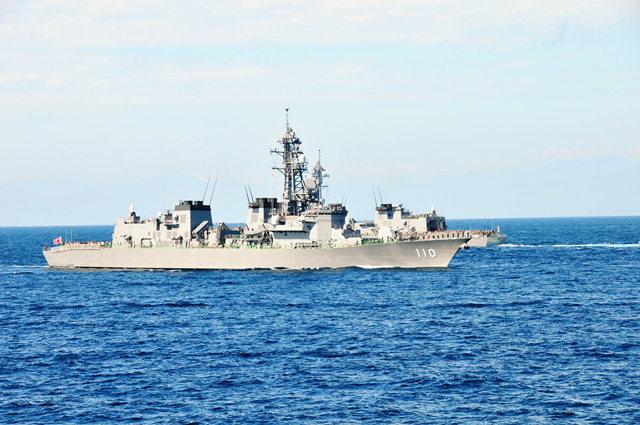海上自卫队海军节_图1-32