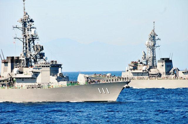 海上自卫队海军节_图1-33