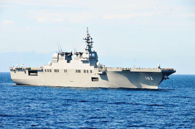 海上自卫队海军节_图1-35