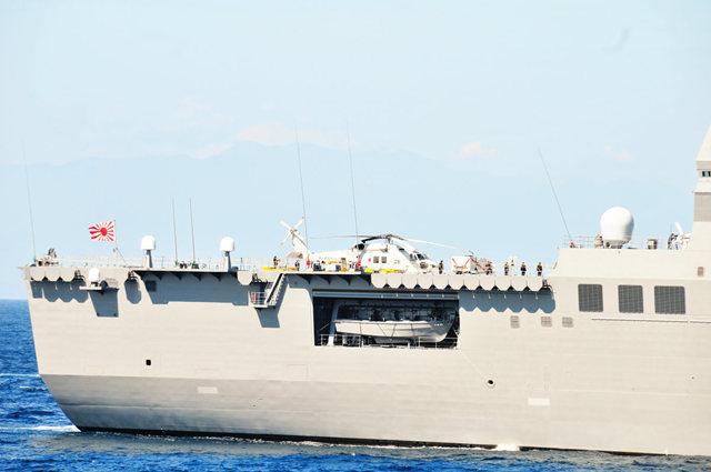 海上自卫队海军节_图1-36