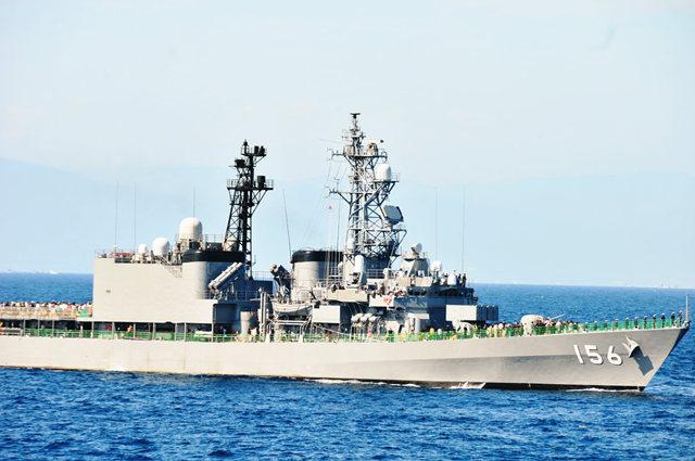 海上自卫队海军节_图1-37
