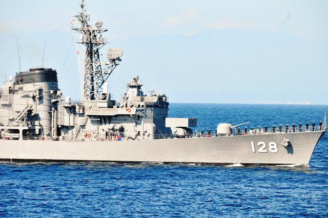 海上自卫队海军节_图1-38