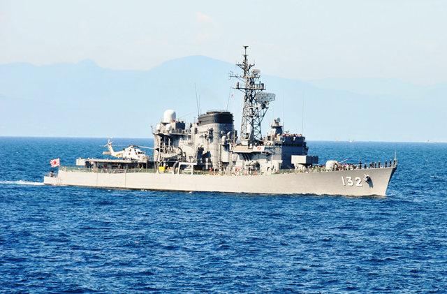 海上自卫队海军节_图1-39
