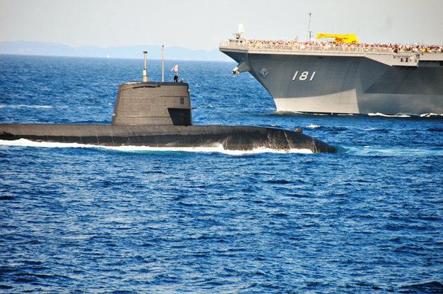 海上自卫队海军节_图1-41