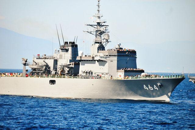 海上自卫队海军节_图1-42