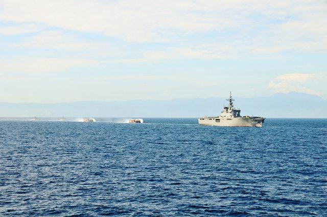 海上自卫队海军节_图1-44