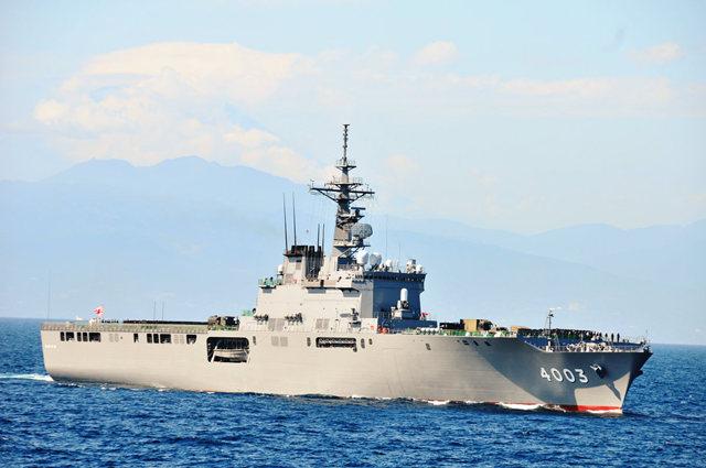 海上自卫队海军节_图1-45