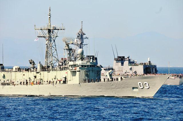 海上自卫队海军节_图1-47