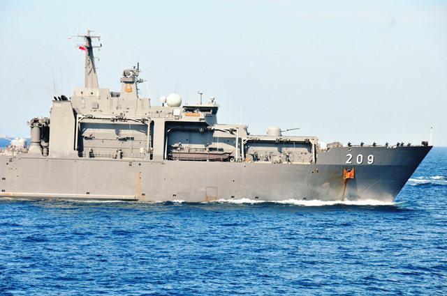 海上自卫队海军节_图1-48