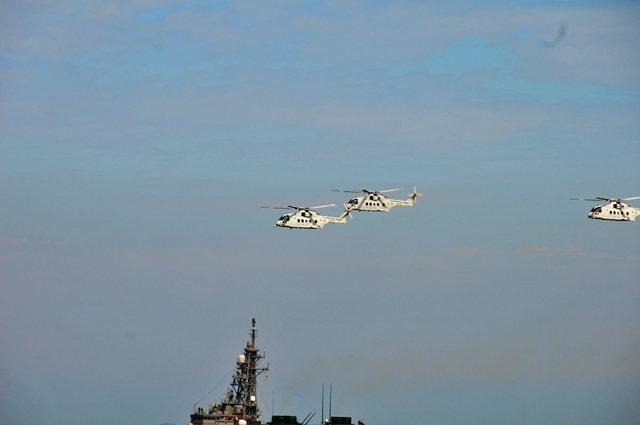 海上自卫队海军节_图1-51